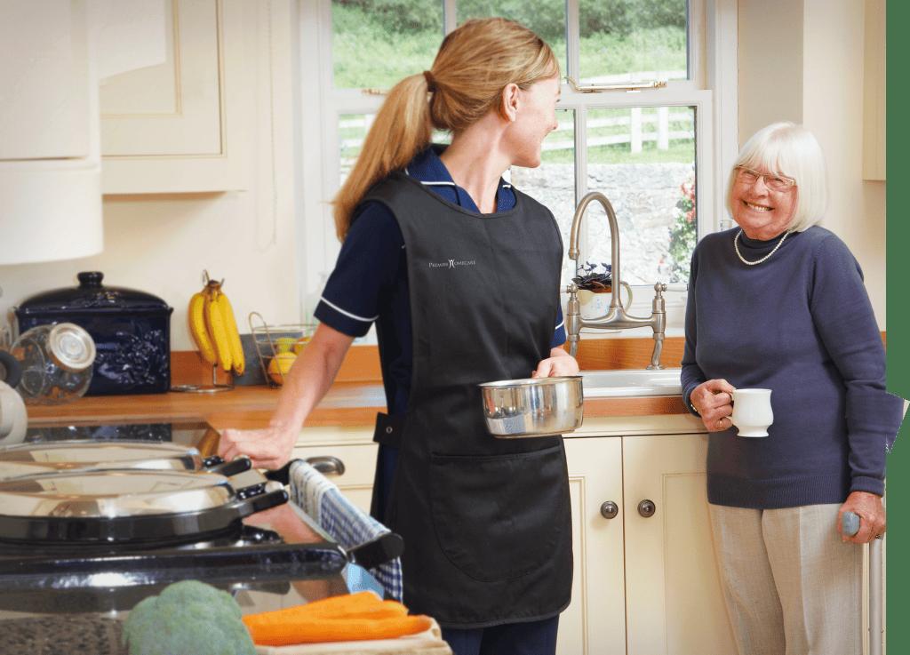 flexible hours care work Bristol