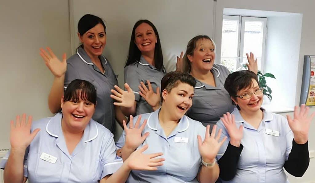 Guaranteed full-time care work Bristol