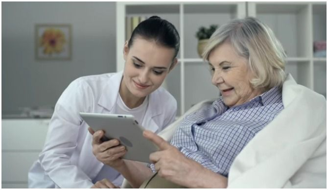 home care services 24-hour live-in care Bristol